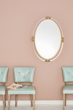 Anthropologie Oval B