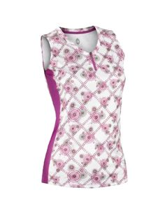 Club Ride Tweet Sleeveless Jersey - Womens