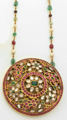 south indian beautiful necklace