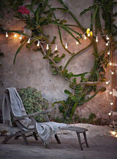 The Frosted White globe string light set with 25 bulbs is perfect for outdoor patios, decks, special event or Christmas lighting. Outdoor Rooms, Outdoor Gardens, Outdoor Decor, Outdoor Patios, Outdoor Lounge, Outdoor Seating, Exterior Design, Interior And Exterior, Patio String Lights