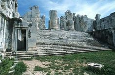 Apollon Temple, Didyma