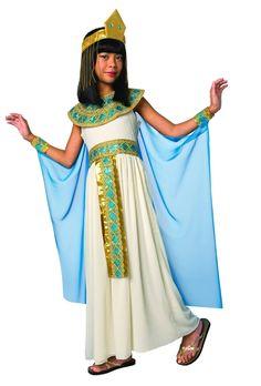 Déguisement reine égyptienne fille : 35euros