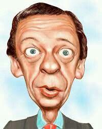 'Don' Knott (Caricature) Dunway Enterprises