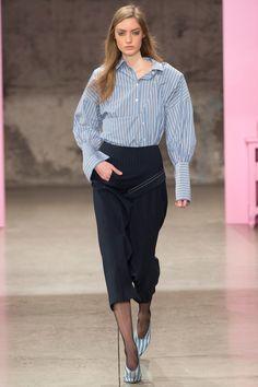 Tibi Fall 2017 Ready-to-Wear Fashion Show - Susanne Knipper