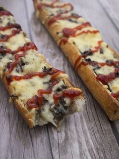Fat friday: zapiekanki B Food, Good Food, Yummy Food, Cooking Time, Cooking Recipes, Savoury Baking, Good Healthy Recipes, Appetizer Recipes, Easy Meals