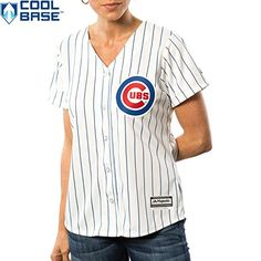 Chicago Cubs Womens Jersey