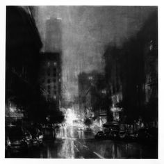 Jeremy Mann - Drawings