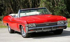 1968 Chevy Impala Super Sport SS427