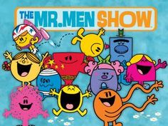 mr men show - Google Search