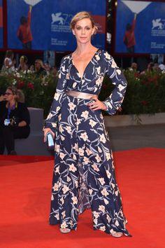 Milena Mancini attends the premiere of 'Piuma' during the 73rd Venice Film…