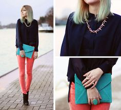 Asos Future Stylist Round 1  BY JANA S., 22 YEAR OLD QUEEN OF DONUTS FROM GERMANY