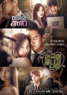 Korean Web-drama starting today 2016/07/01 in Korea