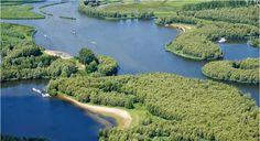 De Biesbosch, Noord-Branbant