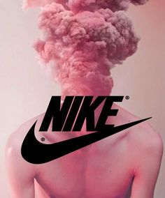 Nike by M.M's / The resistance of contemporary art. http://www.creativeboysclub.com/tags/art