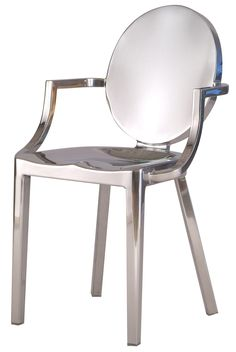 Philippe starck on pinterest philippe starck ghosts and alessi - Chaise transparente starck ...