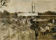 Zwembad Crailoo 1923
