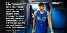 Basketball And Hoop Product Ohio State Basketball, Basketball Room, Basketball Shoes For Men, Basketball Quotes, Basketball Players, Basketball Games Online, Grayson Allen, Kind And Generous, Duke Blue Devils