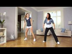 Fit Club warmup | NIVEA Fit Club | On The Go Exercises | Legs