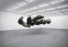 Black cloud by Fabian Bürgy (2013)