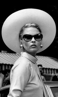"Faye Dunaway - in ''The Thomas Crown Affair"" 1968"