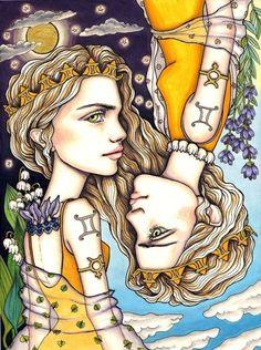 Gemini ~ the Twins
