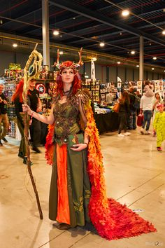 Keyleth cosplay by @emmathedragon! Check out more of their art here: emmathedragon.paigeeworld.com #cosplay #keyleth #convention #animeconvention ~Moonie