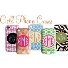 I love different cell phone cases!!!
