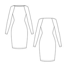 This is my sewing pattern for ladies dress called JACKELINE. Most popular in my patterns eshop. Easy to sew. See more on my eshop. Dress Sewing Patterns, Diy Dress, Sewing For Beginners, Slow Fashion, My Design, Popular, Dresses, Vestidos, Beginners Sewing