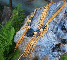 love this Spirit Medicine Necklace - Guatemalan Jade Buckskin Necklace via Etsy Leadership Abilities, Animal Medicine, Fringe Necklace, Deer Skin, Spanish Class, Chinese Culture, Leather Fringe, Androgynous, Natural World