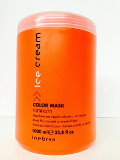 Inebrya Ice Cream Color Mask Tutti Frutti 33.8 Oz >>> Check out the image by visiting the link.