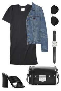 """""""Untitled #1731"""" by kellawear on Polyvore featuring Proenza Schouler, Gucci, Marc by Marc Jacobs, J.Crew and 3.1 Phillip Lim"""