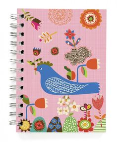 Ecojot journal  'swedish bird'   www.ecojot.com #stationery