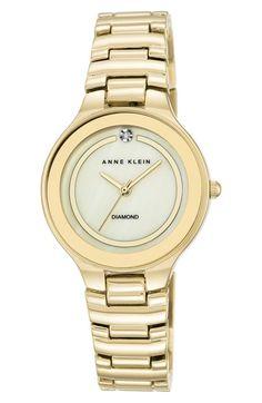 Anne Klein Bracelet Watch, 32mm