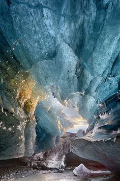 Ice Caves  - HarpersBAZAAR.com