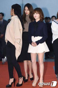Soyeon, Jiyeon, Boram / T-ara