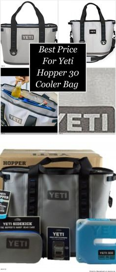 Best Price For Yeti Hopper 30 Cooler Bag - The Yeti Hopper 30 Cooler was designed with performance in mind. It is durable, portable, easy to access and almost indestructible. It has the ability to keep ice cold for days at a time. This cooler was made to be used and used hard – hopefully that's the way you play.