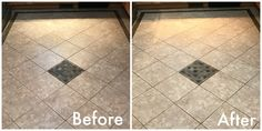 Use the SteamMachine Steam Cleaner for DIY Tile Grout Cleaning Before the Holidays Homemade Grout Cleaner, Tile Grout Cleaner, Clean Tile Grout, Cleaning Shower Tiles, Grout Cleaning, Cheap Vinyl Flooring, Grout Renew, Clean Patio, Homemade Fabric Softener