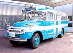トヨタ博物館|トヨタ ボンネットバス FB80型
