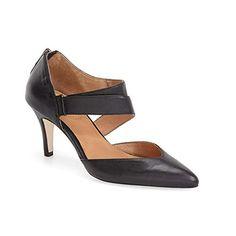 Corso Como Womens Carroll Dress Sandal Black Silk Calf 6 M US * Discover this special product, click the image