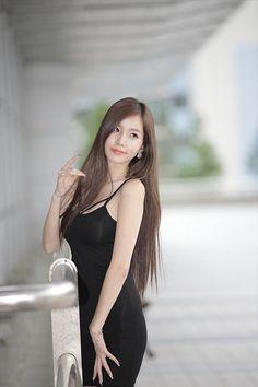 Lee Ji Min – Beautiful Korean Babe korean photos