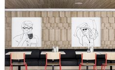 Block by Dylan, a new café located in an Art Nouveau building in Helsinki's bustling harbour, is evidence that an appreciation for good design permeates the local sensibility. The restaurant – the fifth in the Dylan mini-franchise of casual eateries op...