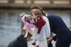 The Cambridges' eight-day tour of Canada concluded this afternoon when the family arrived at Victoria Harbour seaplane terminal. There ...