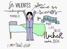 El valor de conseguir los sueños ~ Sobrevivir a opositar sin volverse loco #oposiciones