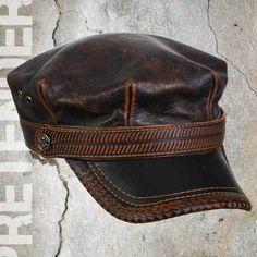 Flat Cap Vintage Leather Hat Newsboy Golf Mens Beret Driving Caps Men Women   fashion   fada93a99b2e