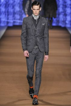 Etro AUTUMN/WINTER 2014-15MENSWEAR