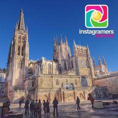 Buenas tardes #igers os presentamos la nueva comunidad de @igersburgos y por supuesto os invitamos a que los digais y compartáis vuestras fotos de Burgos con el hashtag #igersburgos Bienvenidos @mayte670 @crisperezvillegas @suguis! by igersspain