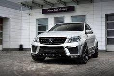 Mercedes ML63 Inferno by TopCar -TuningCult.com