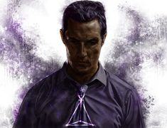 Rust Cohle by p1xer.deviantart.com on @deviantART