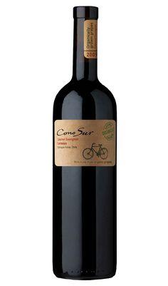 Cono Sur Organic Cabernet Sauvignon & Carmenere/コノスル オーガニック カベルネ・ソーヴィニヨン / カルメネール wine / vino mxm