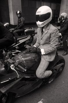 I want to actually have a riding suit like this? (no pun intended) Need to touch up your car? - http://www.chipex.co.uk/  #Chipex #TouchUpPaint